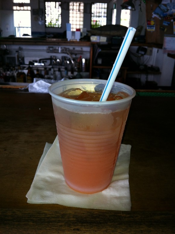 Rum Punch at Al's Mar-Azul