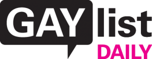 logo from Gay List Daily